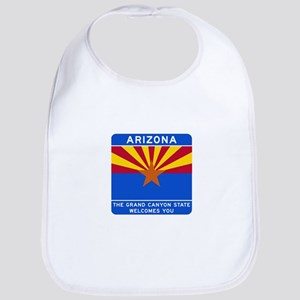 Welcome to Arizona - USA Bib