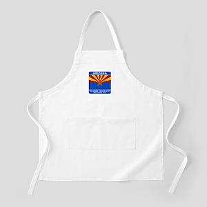 Welcome to Arizona - USA BBQ Apron