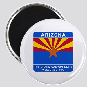 Welcome to Arizona - USA Magnet