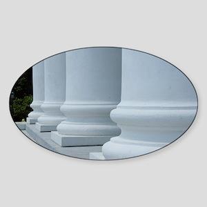 DSC08647 Sticker (Oval)