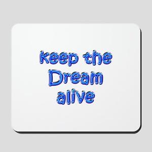 MLK's Dream Mousepad
