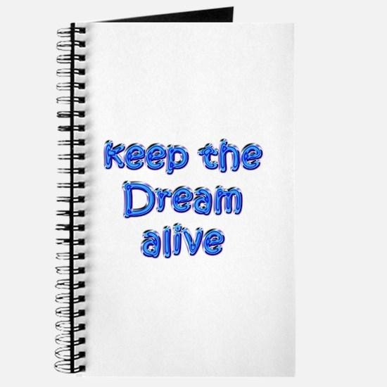 MLK's Dream Journal