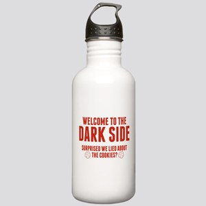 Welcome To The Dark Side Stainless Water Bottle 1.