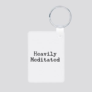 Heavily Meditated Keychains