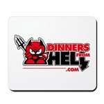 Dinners From Hell Mousepad