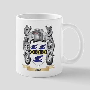 Jirik Coat of Arms - Family Crest Mugs