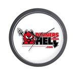 Dinners From Hell Wall Clock