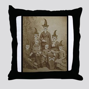 Victorian Skeleton Family Goth Dark Altered Art Th