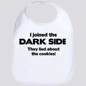 I Joined The Dark Side Bib