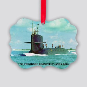 troosevelt large framed print Picture Ornament