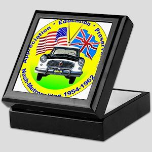 GBAM Appreciation logo Keepsake Box