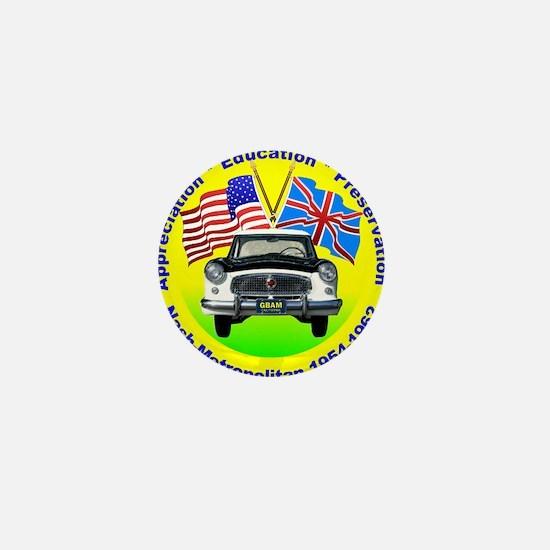 GBAM Appreciation logo Mini Button