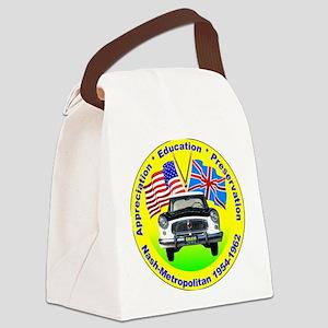 GBAM Appreciation logo Canvas Lunch Bag