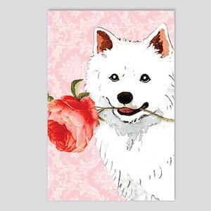 Eskimo Rose Postcards (Package of 8)
