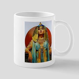 Cleopatra Flapper Art Deco Glamorous Pin Up Mugs