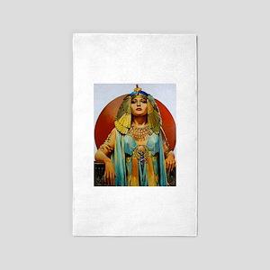 Cleopatra Flapper Art Deco Glamorous Pin Up 3'x5'