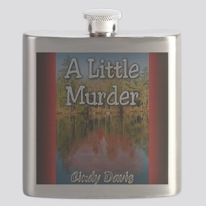 A Little Murder Mouse Pad Flask