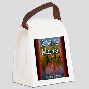 A Little Murder Mouse Pad Canvas Lunch Bag