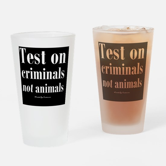 testcriminals_blsq Drinking Glass