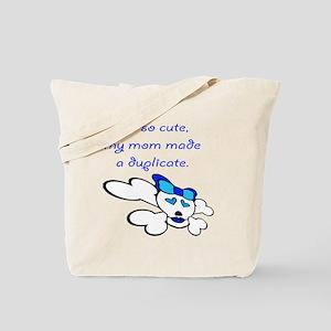 duplicate Tote Bag
