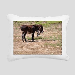 DSC_0128poster Rectangular Canvas Pillow
