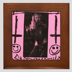 bs_pink Framed Tile