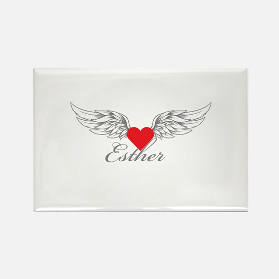 Angel Wings Esther Magnets