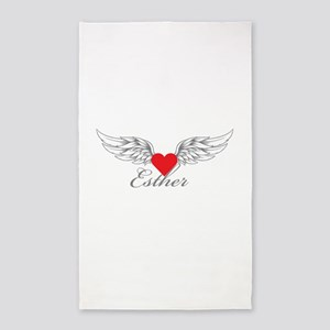 Angel Wings Esther 3'x5' Area Rug