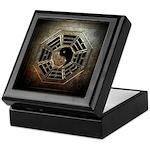 Yin Yang Bagua Keepsake Box