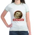 Labrador Retriever Jr. Ringer T-Shirt