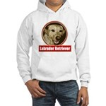 Labrador Retriever Hooded Sweatshirt