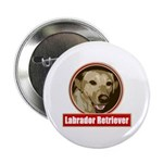 Labrador Retriever Button