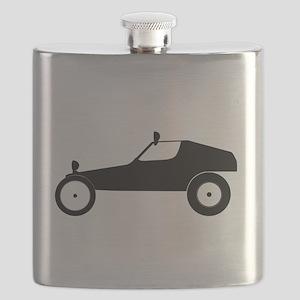 Vintage RC Buggy Flask