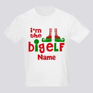 Big Elf Christmas Personalized T-Shirt