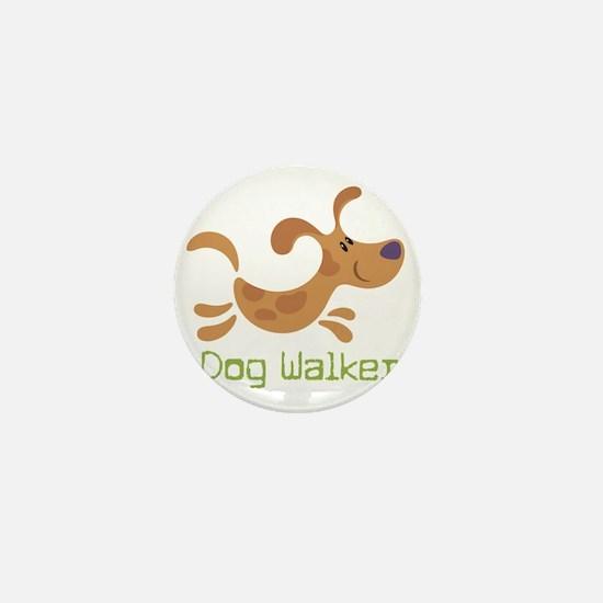 DogWalker Mini Button