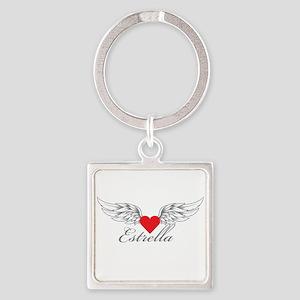 Angel Wings Estrella Keychains