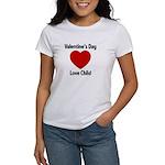 Valentines Day Love Child Women's T-Shirt