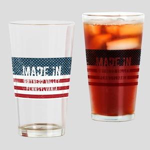 Made in Gwynedd Valley, Pennsylvani Drinking Glass
