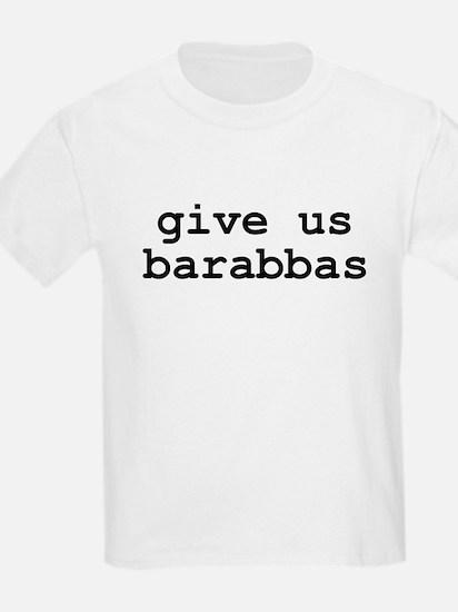 """""""barrabas"""" Kids T-Shirt"""