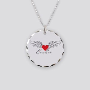 Angel Wings Evelin Necklace