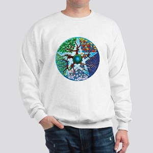 2-20061229-pentacle-seasons Sweatshirt