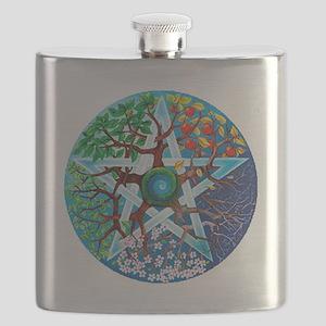 2-20061229-pentacle-seasons Flask