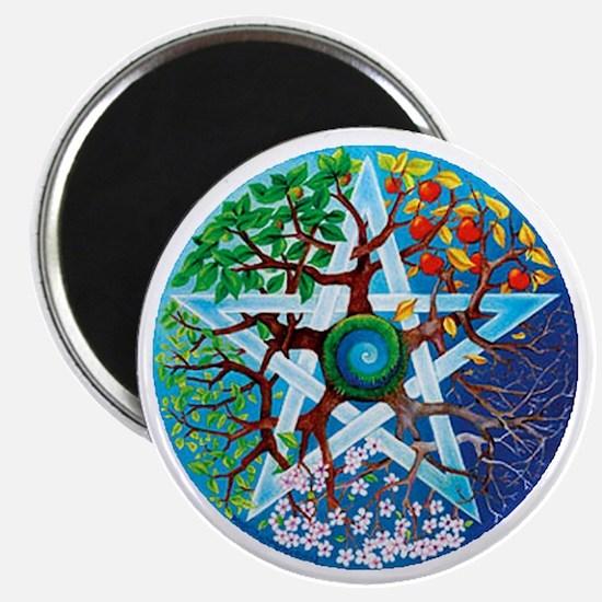 2-20061229-pentacle-seasons Magnet