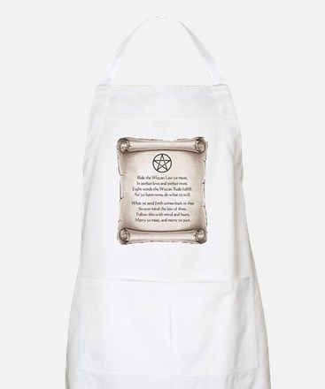 rede-wicca Apron