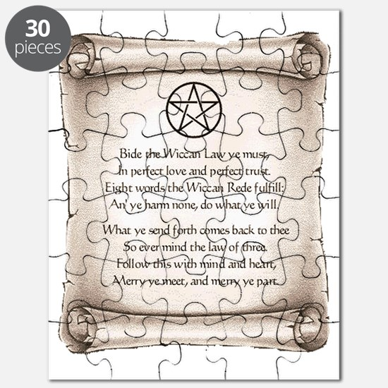 rede-wicca Puzzle