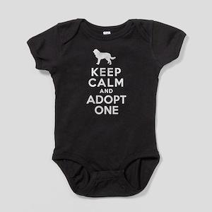 Estrela Mountain Dog Baby Bodysuit