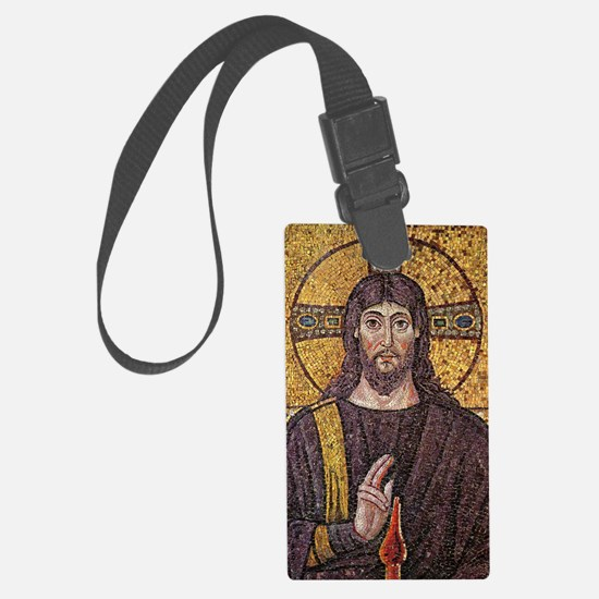 Jesus Christ Magnificent Ancient Luggage Tag