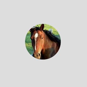 horse , 10x10 2 Mini Button