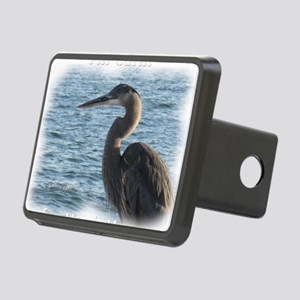 carin_for_hank_white_text Rectangular Hitch Cover