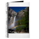 Double Lunar Rainbow in Yosemite Falls Journal